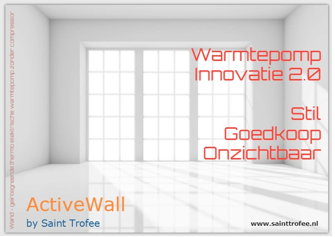 ActiveWall presentation for the innovation awards